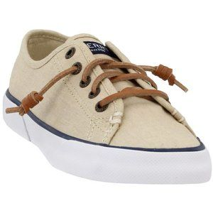 Sperry Pier View sneakers off white size 9